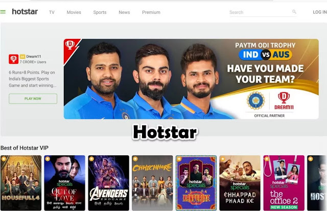 Hotstar : Watch TV Online Free Streaming