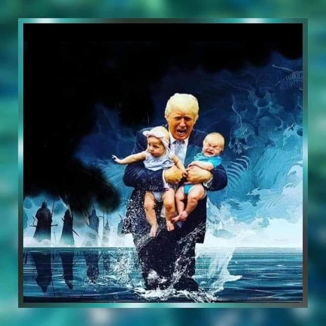 Восстановленная республика через GCR: специальный отчет от 29 апреля 2020 г. Trump%252C%2Bbabies%252C%2BCabal