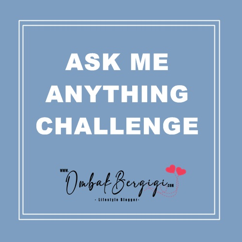Ask Me Anything Challenge