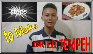 How to Make Dried Tempeh