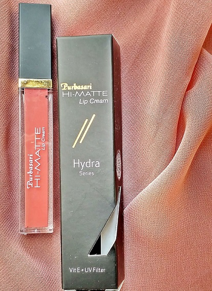 Purbasari Hi Matte Lip Cream Hydra Series