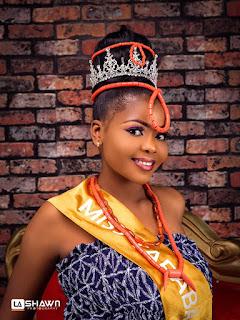 Miss Erica Abe, Miss Taraba 2019/20