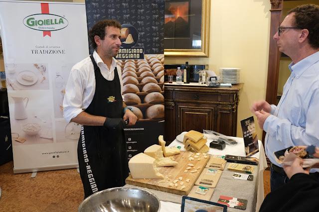 parmigiano reggiano degustazione