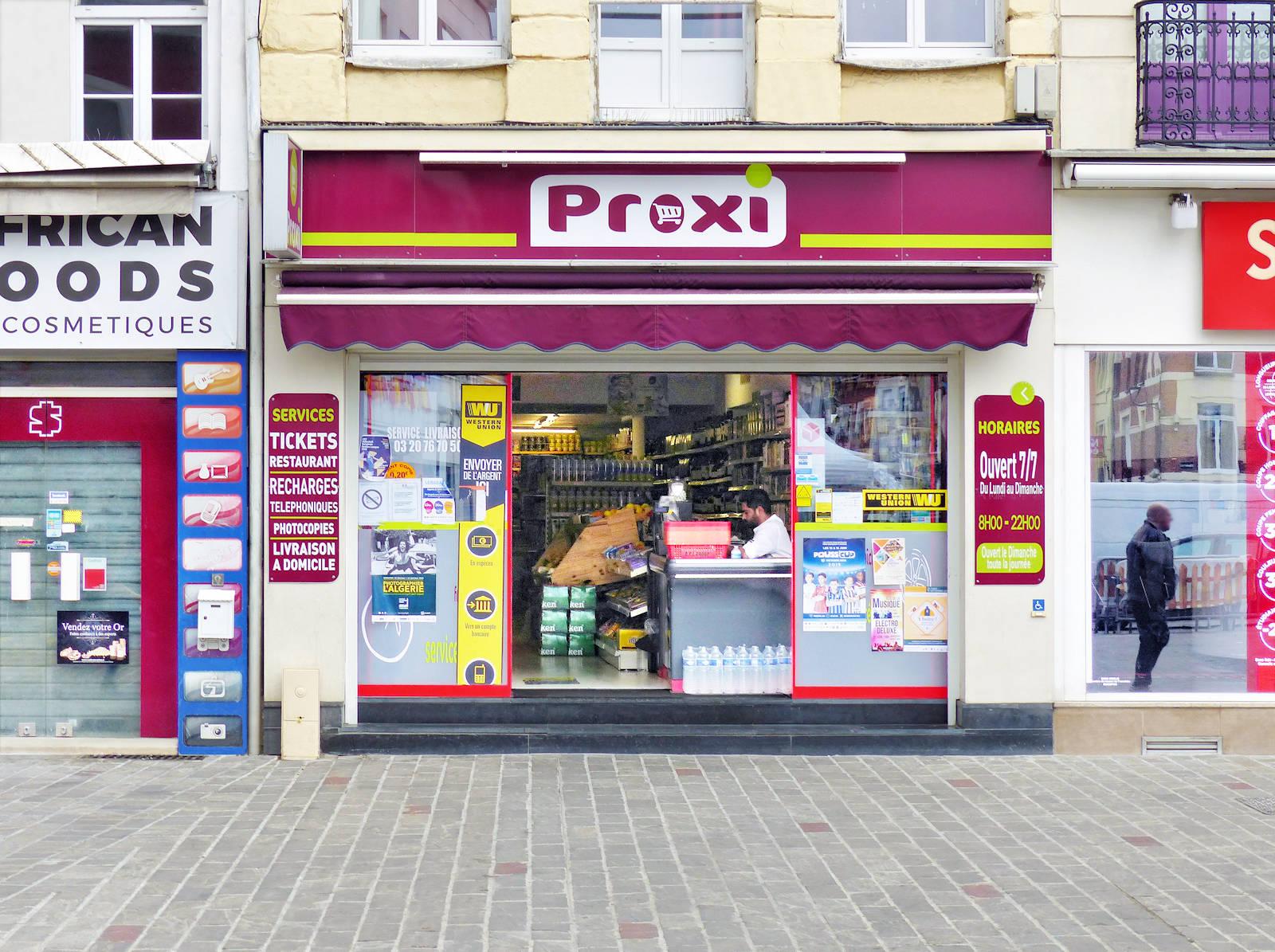 Supérette Tourcoing - Proxi Grand Place