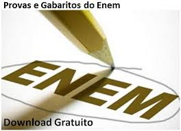 2009 DE DO BAIXAR ENEM GABARITO