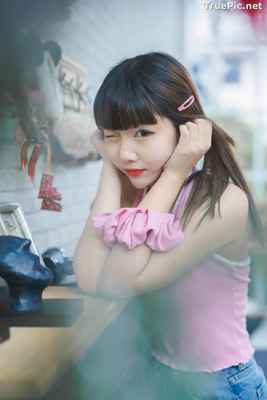 Image Thailand Model - Pakkhagee Arkornpattanakul - Lovely Pink - TruePic.net - Picture-9