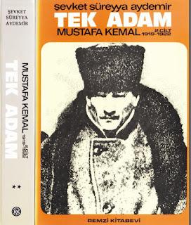 Şevket Sürayya Aydemir - Tek Adam Mustafa Kemal Cilt 2 - 1919 - 1922