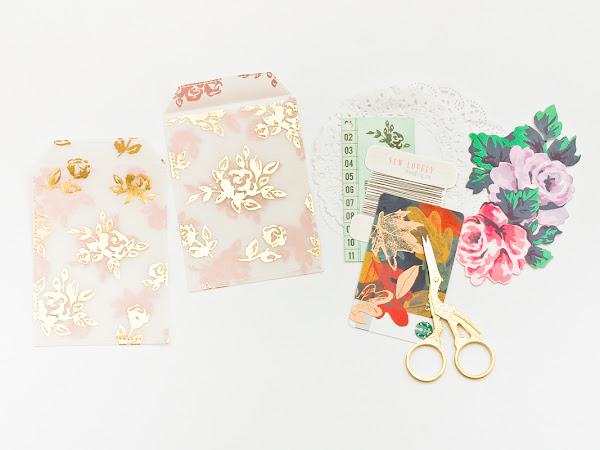 Maggie Holmes Design Team : Gift Card Pocket