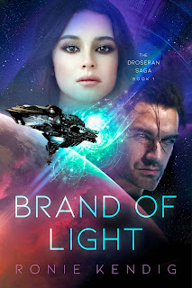 Book cover of Brand of Light by Ronie Kendig