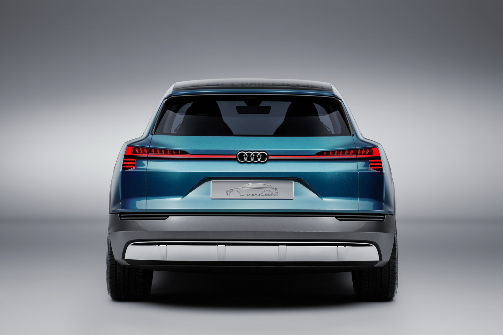 Audi's Electric SUV To Be Dubbed Simply 'e-tron'
