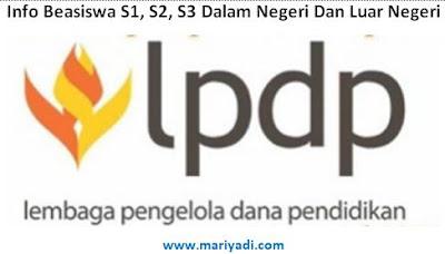 Informasi Lengkap Beasiswa Reguler LPDP