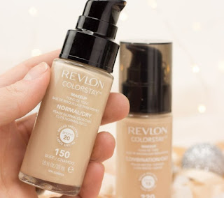 Mac Studio Fix Fluid& Revlon ColorStay-Nars Sheer Glow&Neutrogena Healthy Skin Fondöten İncelemesi!