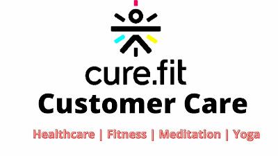 Curefit Customer Care Contact Number