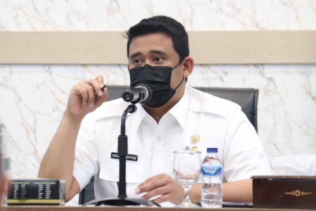 Minggu, Bobby Nasution akan Soft Launching Kawasan Kesawan City Walk