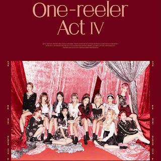 IZ*ONE ((아이즈원) (アイズワン)) 'One-reeler' / Act IV