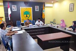 Laksanakan Rapat Bidang, DPD Golkar Aceh Rencanakan Program Kerja Berbasis Syariat Islam