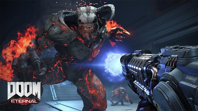 متطلبات تشغيل لعبة Doom Eternal للكمبيوتر