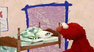 Sesame Street Elmo's World Sleep Interview