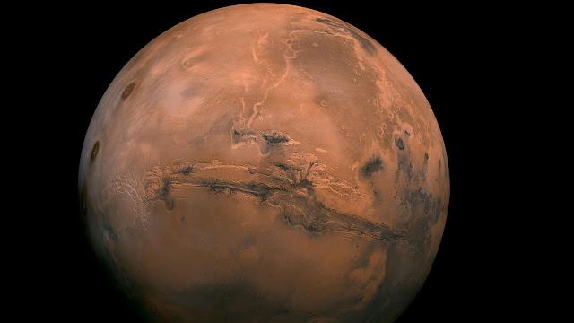 Mars image.