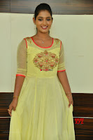 Teja Reddy in Anarkali Dress at Javed Habib Salon launch ~  Exclusive Galleries 021.jpg