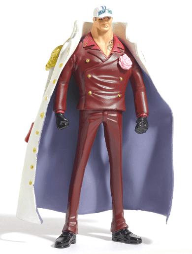 Sakazuki coleccion oficial de figuras de one piece