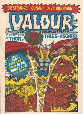 Valour #2, Thor