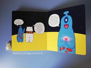 L'orso Ale va sulla Luna - Gribaudo Bresciani