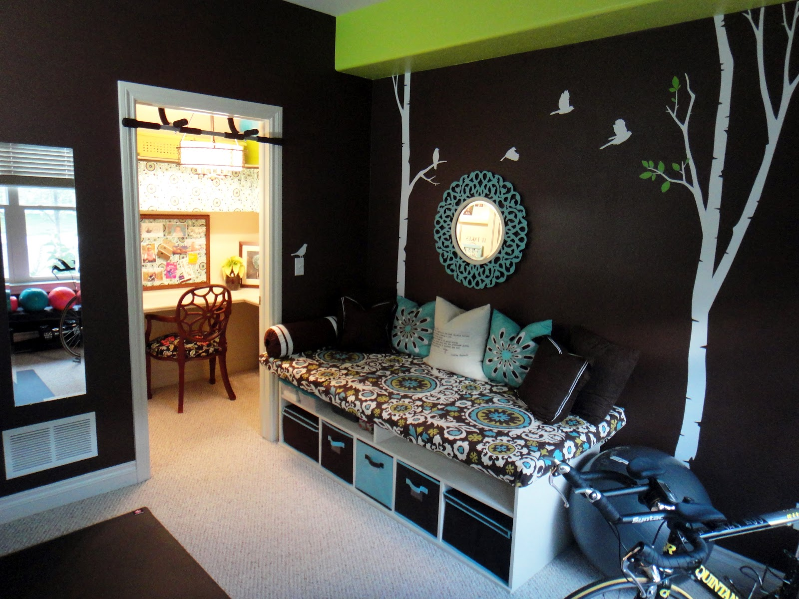 Worth Pinning Playroom The Room Tour