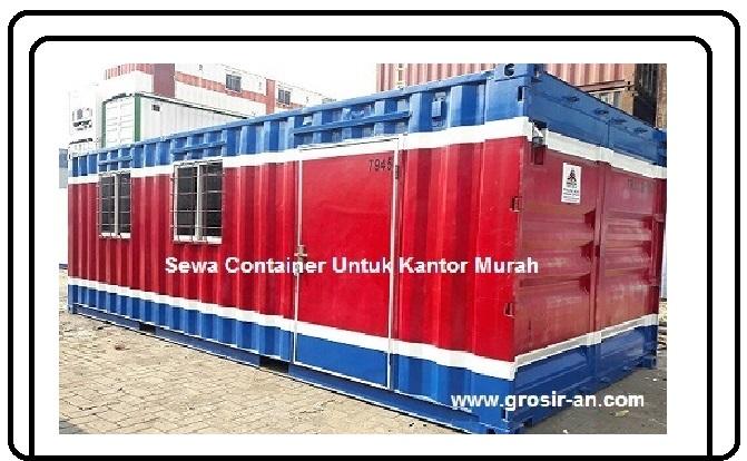 Harga Sewa Container Bekas Untuk Kantor