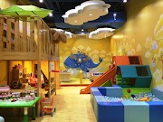 Perfect For Mom & Kid's Day Out: Happynest Play & Learn Cafe