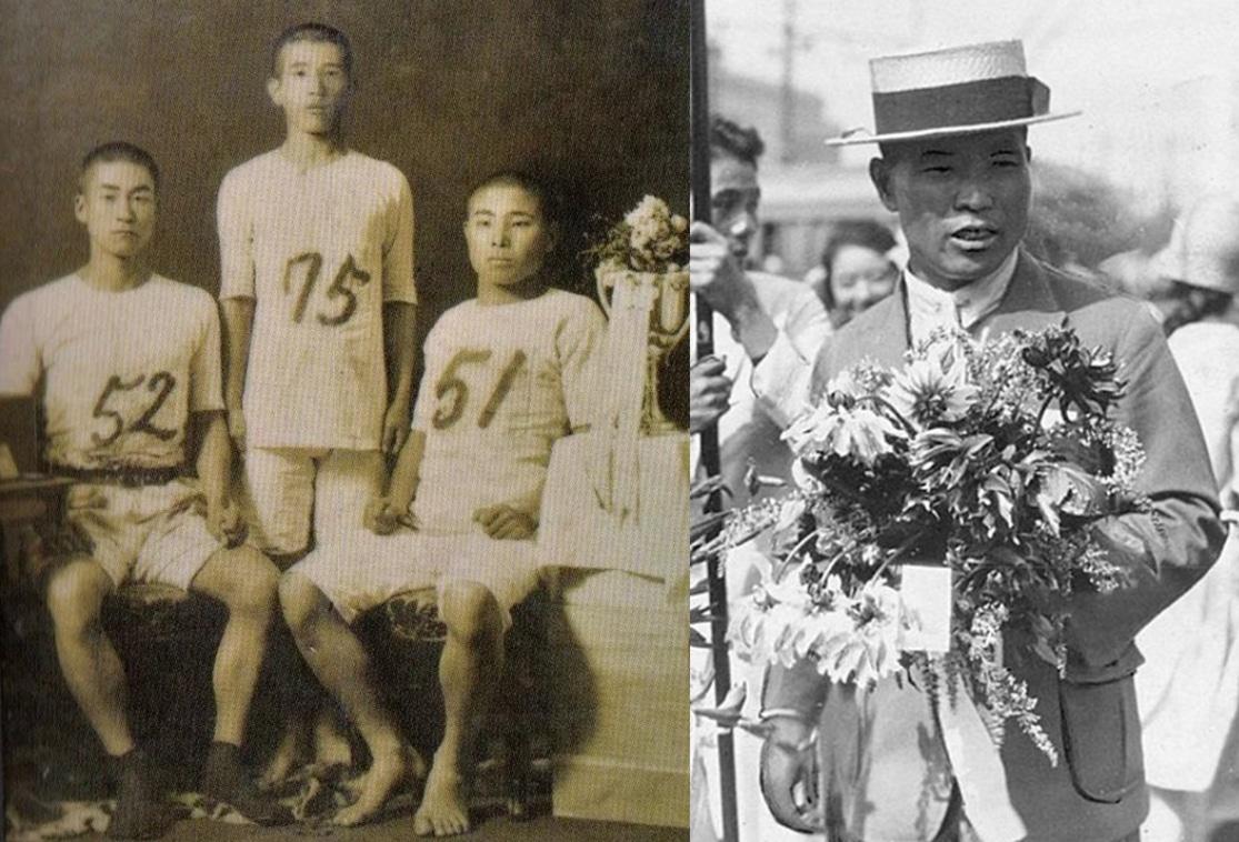 شيزو كاناكوري، سباق المارطون، السويد، ستوكهولم، أولمبياد قطر