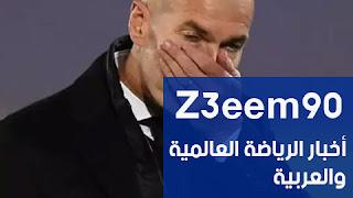 أخبار كرة القدم - راؤول جونزاليس وأليجري ينتظران رحيل الفرنسي عن ريال مدريد