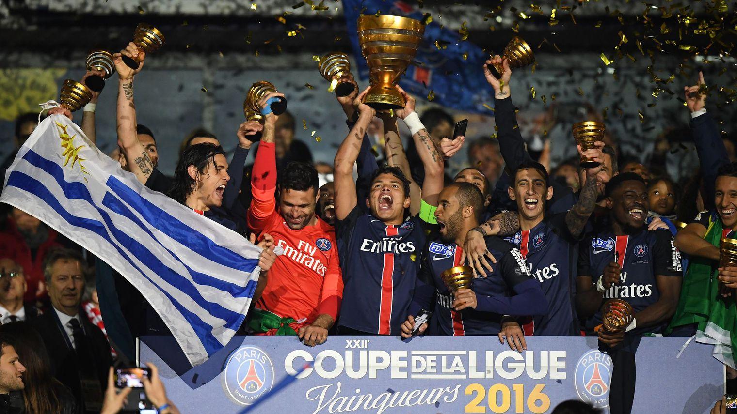 Les champions des meilleurs championnats europ ens de football 2016 - Coupe de la ligue 2013 2014 ...
