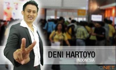 Kisah Sukses Deni Hartoyo, Seorang Pengangguran Menjadi Miliarder