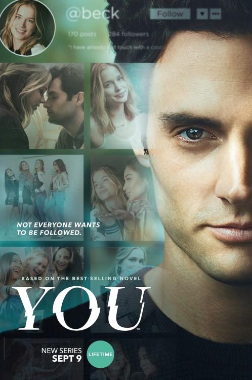 """Serial """"YOU"""" - dramat a może thriller Netflixa? Plus Recenzja książki wydawnictwa WAB"""