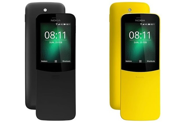 Nokia 8110 4G To Get Whatsapp Support Via KiaOs Update