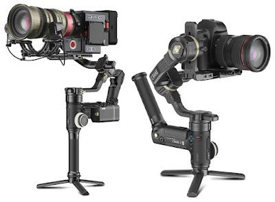 Spesifikasi dan harga Zhiyun Crane 3s