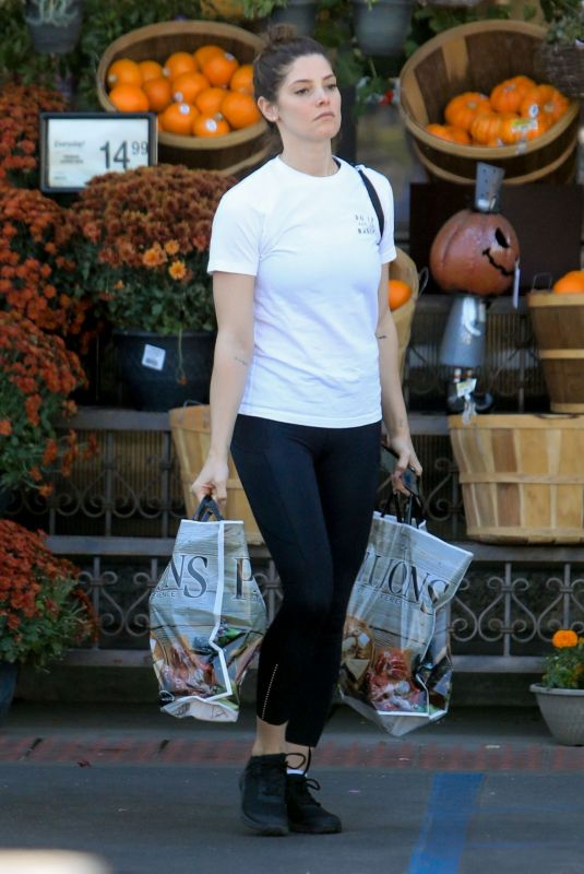 Ashley Greene Clicked Outside While Shopping in West Hollywood 5 Nov-2019