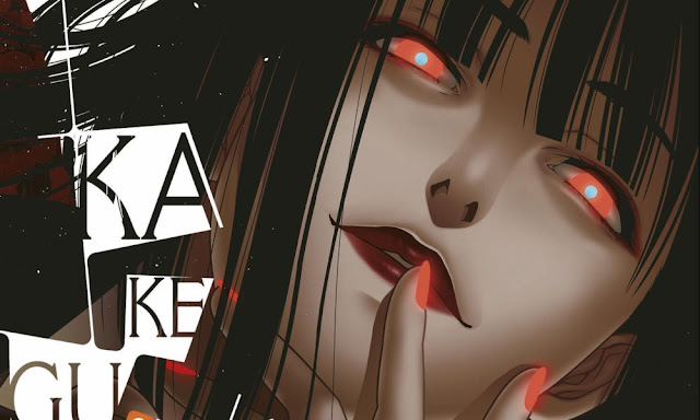 Los autores de 'Kakegurui Twin',  Homura Kawamoto y Kei Saiki, confirmados para el 25 Manga Barcelona