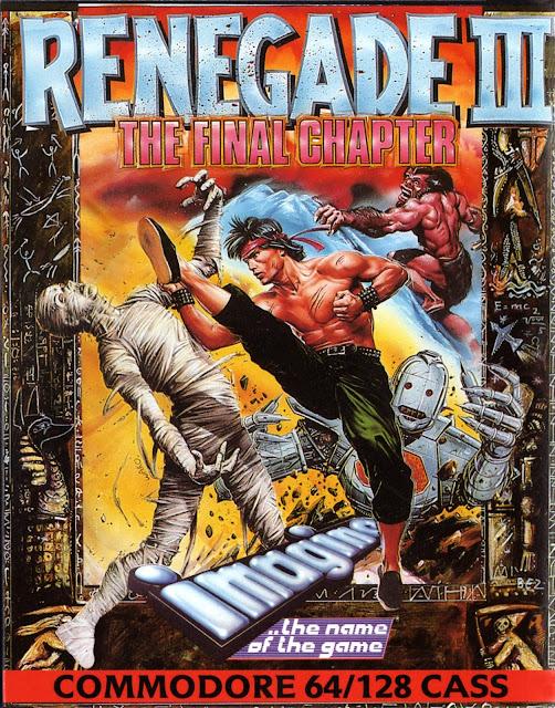 Renegade 3 - Bob Wakelin