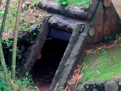 Tuneles Vinh Moc y restos de la DMZ