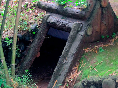 Vinh Moc Tunnels in Dong Ha