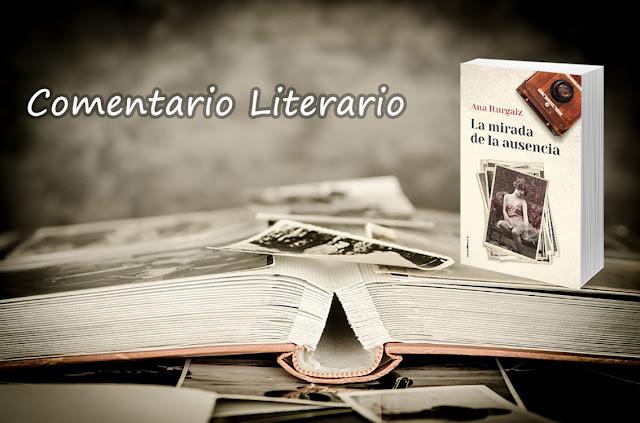 Blog Negro sobre Blanco. María Loreto Navarro. La mirada de la ausencia