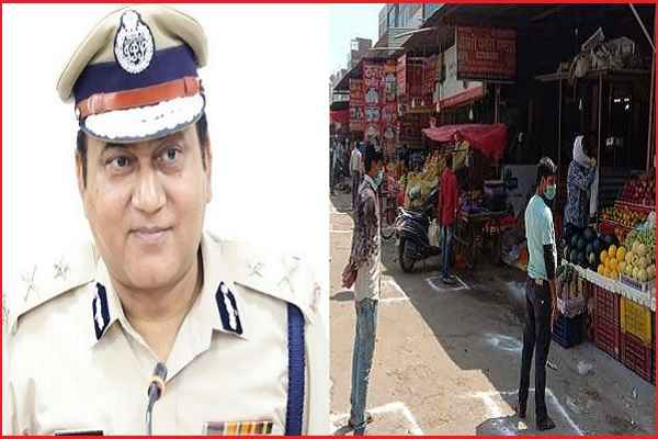 faridabad-police-issue-rule-for-public-and-shopkeepers-for-essential-items