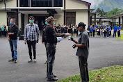 Wenny Lumentut Bagikan 6.000 Masker di Kota Tomohon