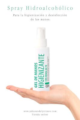 Spray Higienizante