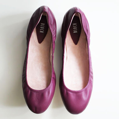 Bloch Ballet Shoes Sizing Guide Adult