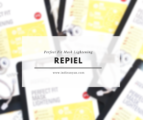[REVIEW] Repiel - Perfect Fit Mask Lightening*