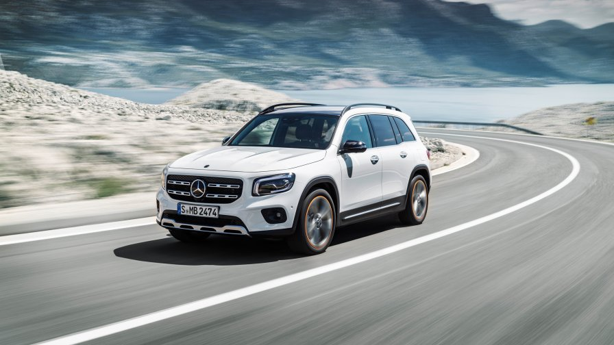 Mercedes-Benz Vehicles At The International Motor Show IAA 2019