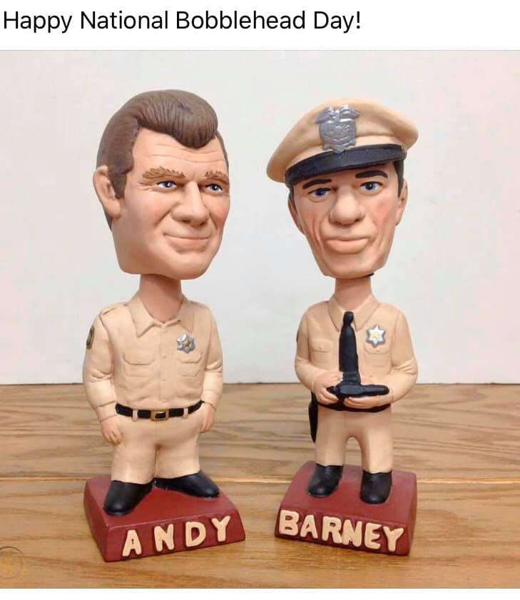 National Bobblehead Day Wishes Sweet Images